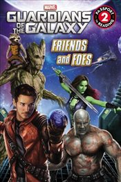Marvels Guardians of the Galaxy : Friends and Foes  - Strathearn, Chris
