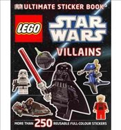 LEGO Star Wars Villains Ultimate Sticker Book - Ladybird,
