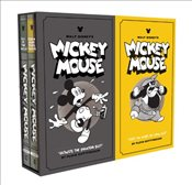 Walt Disneys Mickey Mouse Vols 5 & 6 Gift Box Set - Gottfredson, Floyd