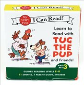 Learn to Read with Tug the Pup and Friends! (My Very First I Can Read - Set 3) - Wood, Julie M.