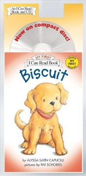 Biscuit Book and CD (I Can Read – Shared My First Reading) - Capucilli, Alyssa Satin