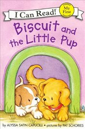 Biscuit and the Little Pup (I Can Read – Shared My First Reading) - Capucilli, Alyssa Satin