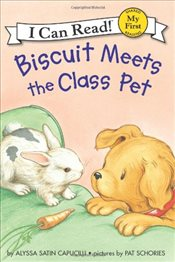 Biscuit Meets the Class Pet (I Can Read – Shared My First Reading) - Capucilli, Alyssa Satin