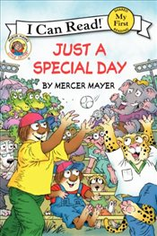 Little Critter : Just a Special Day (I Can Read - Shared My First Reading) - Mayer, Mercer