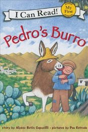 Pedros Burro (I Can Read - Shared My First Reading) - Capucilli, Alyssa Satin
