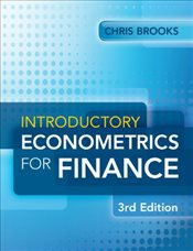 Introductory Econometrics for Finance 3e - Brooks, Chris