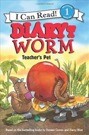 Diary of a Worm : Teachers Pet (I Can Read - Level 1) - Cronin, Doreen