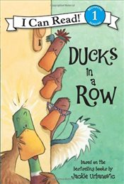 Ducks in a Row (I Can Read - Level 1) - Houran, Lori Haskins