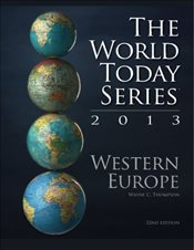 Western Europe 2013, 32nd Edition - Thompson, Wayne C.