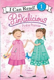Pinkalicious : Pinkie Promise (I Can Read - Level 1) - Kann, Victoria