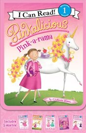 Pinkalicious : Pink-a-rama (I Can Read - Level 1) - Kann, Victoria