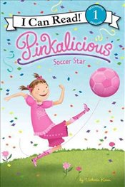 Pinkalicious : Soccer Star (I Can Read - Level 1) - Kann, Victoria