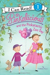 Pinkalicious and the Pinkatastic Zoo Day (I Can Read - Level 1) - Kann, Victoria