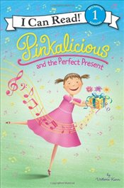 Pinkalicious and the Perfect Present (I Can Read - Level 1) - Kann, Victoria