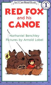 Red Fox and His Canoe (I Can Read - Level 1) - Benchley, Nathaniel