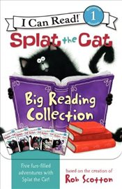 Splat the Cat : Big Reading Collection (I Can Read - Level 1) - Scotton, Rob