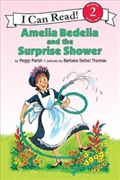 Amelia Bedelia and the Surprise Shower (I Can Read - Level 2) - Parish, Peggy
