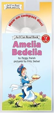 Amelia Bedelia Book and CD (I Can Read - Level 2) - Parish, Peggy