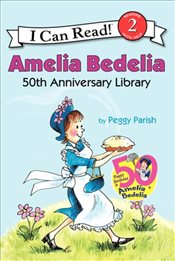 Amelia Bedelia 50th Anniversary Library (I Can Read - Level 2) - Parish, Peggy