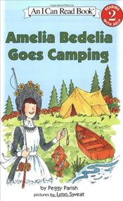 Amelia Bedelia Goes Camping (I Can Read - Level 2) - Parish, Peggy