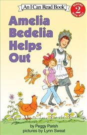 Amelia Bedelia Helps Out (I Can Read - Level 2) - Parish, Peggy