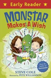 Monstar Makes a Wish - Cole, Steve