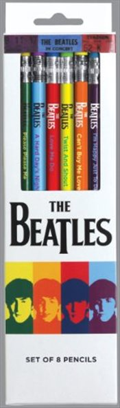 Beatles 1964 Collection : Pencil -