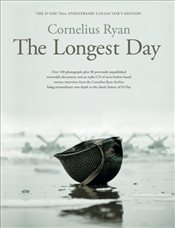 Longest Day : The D-Day 70th Anniversary Collectors Edition - Ryan, Cornelius