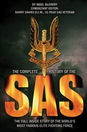 Complete History of the SAS - McCrery, Nigel
