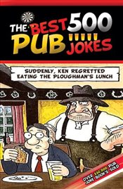 500 Best Pub Jokes - Dedopulos, Tim