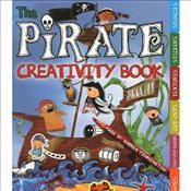 Pirate Creativity Book - Pinnington, Andrea