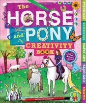 Horse and Pony Creativity Book - Pinnington, Andrea