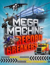 Mega Machine Record Breakers - Rooney, Anne