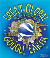Great Global Puzzle Challenge with Google Earth - Gifford, Clive