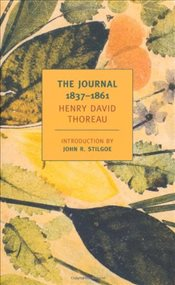 Journal : 1837-1861  - Thoreau, Henry David
