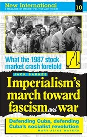 Imperialisms March Toward Fascism and War - BARNES, JACK