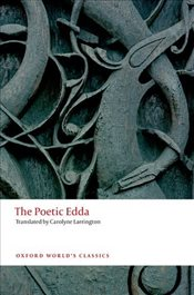Poetic Edda  - Larrington, Carolyne