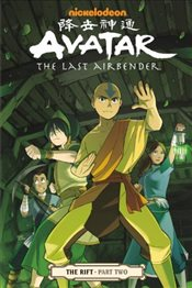 Avatar: The Last Airbender: The Rift Part 2 - Yang, Gene Luen