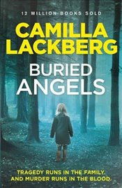 Buried Angels : Patrik Hedstrom 8 - Lackberg, Camilla