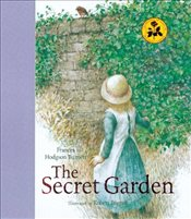 Secret Garden : Sterling Illustrated Classics - Burnett, Frances Hodgson
