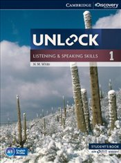Unlock Level 1 A1 : Listening and Speaking Skills Students Book and Online Workbook - Ostrowska, Sabina