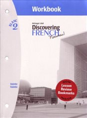 Discovering French Workbook Blanc 2 [With Review Bookmarks] - Valette, Jean-Paul