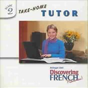 Discovering French: Take-Home Tutor - Valette, Jean-Paul