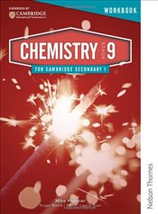 Chemistry for Cambridge Secondary 1 Stage 9 Workbook - Wooster, Mike
