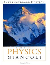 Physics : Principles with Applications with MasteringPhysics - Giancoli, Douglas C.