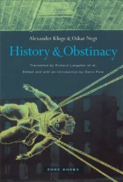 History and Obstinacy - Kluge, Alexander