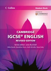 Collins Cambridge IGCSE English Student Book : Revised Edition - Gould, Mike
