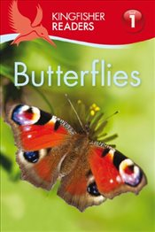 Butterflies (Kingfisher Readers - Level 1 (Quality)) - Feldman, Thea