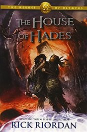 Heroes of Olympus : The House of Hades 4 - Riordan, Rick