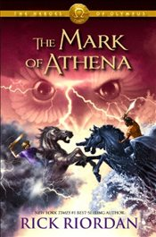 Mark of Athena - Riordan, Rick